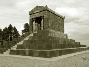Monument of the Unknown Hero on Avala Mountain
