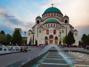 Hram Svetog Save u Beogradu
