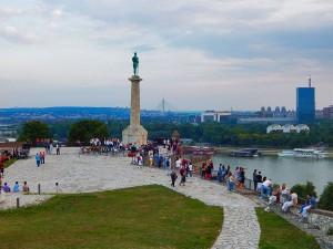 Beogradski Pobednik na Kalemegdanu