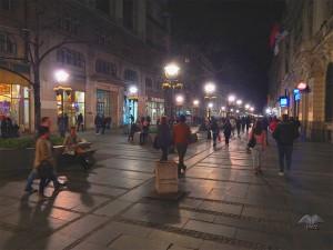 Ulica Knez Mihajlova u Beogradu