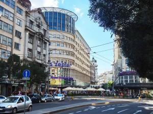 Trg Terazije u Beogradu
