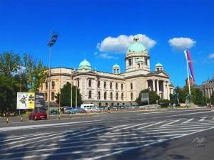 Zgrada Doma narodne Skupštine Srbije
