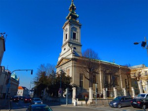 Saborna Church in Belgrade