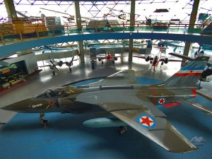 Aviation Museum in Belgrade