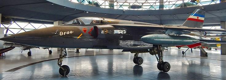 Aviation Museum in Belgrade