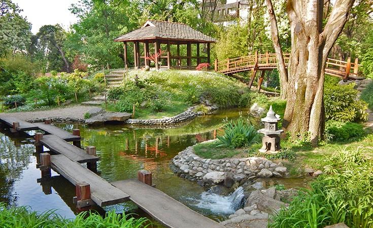 Botanical garden Jevremovac