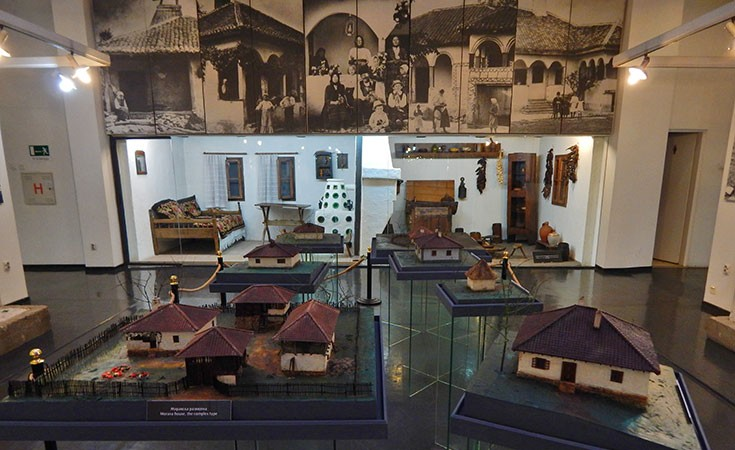 Ethnographic Museum in Belgrade