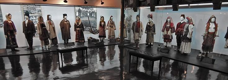 Ethnographic Museum in Belgrade