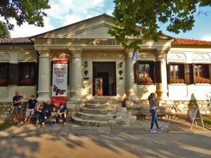 Museum of Natural History in Belgrade