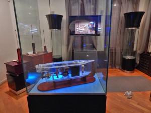 Tesla's radio controlled submarine from 1898