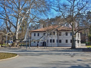 Residence of Prince Milos Obrenovic in Belgrade