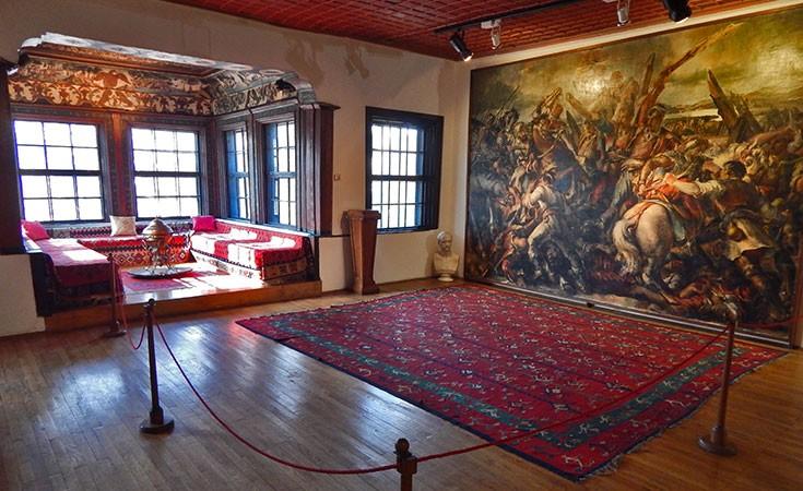 Residence of Prince Milos Obrenovic
