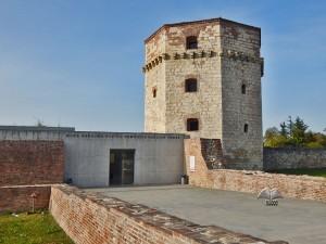 Tower Nebojsa at Belgrade's Fortress