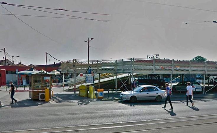 Parkiralište Karađorđeva