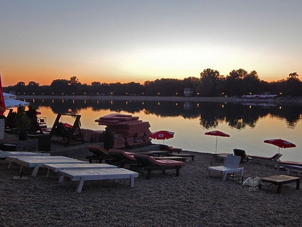 Srpski turizam - Beograd Ada-ciganlija-lake-belgrade-4