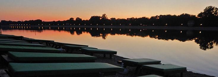 Ada Ciganlija Lake