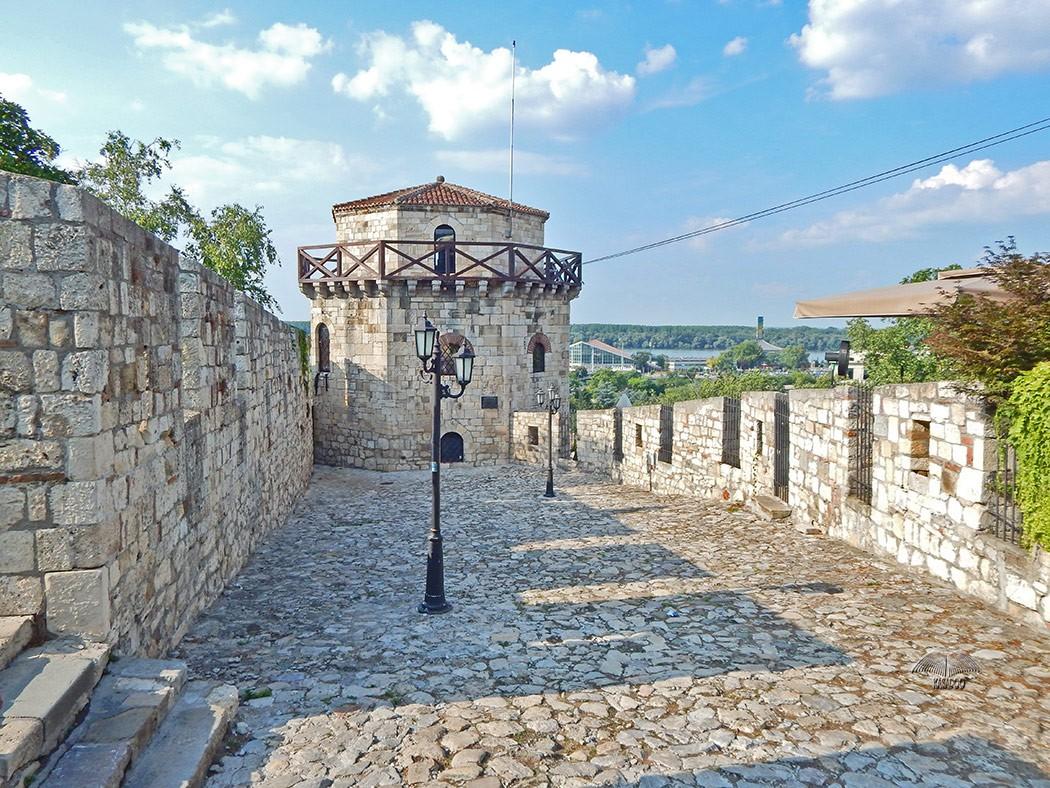 Srpski turizam - Beograd Belgrade-fortress-kalemegdan-4