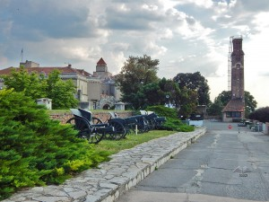 Building of the Military Museum at Belgrade's Fortress