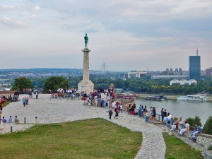 Monument of the Belgrade's Victor