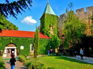 Church Ružica at Belgrade's Fortress