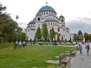 Temple of Saint Sava in Belgrade