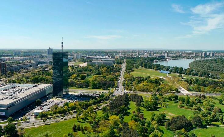 Ušće Beograd