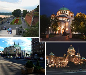 Photos of Belgrade