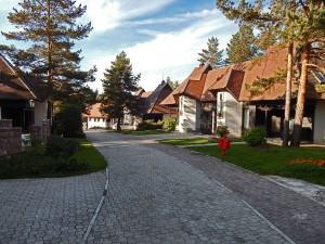 Kraljevi konaci hotel in Zlatibor town