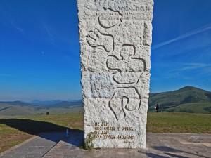 Spomenik streljanim partizanima na Zltiboru