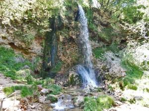 Gostiljsko vrelo, vodopad na Zlatiboru