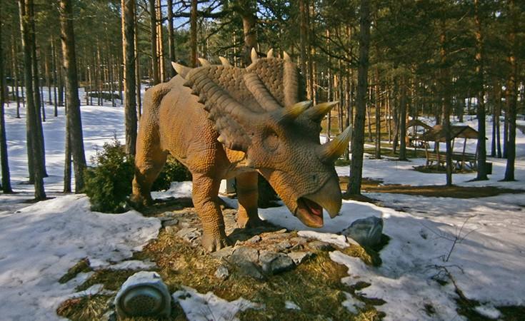 Dino zabavni park na Zlatiboru