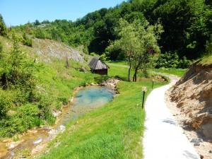 Selo Gostilje na Zlatiboru