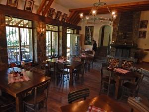 Restoran u selu Gostilje na Zlatiboru