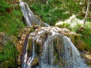 Gostiljski vodopad na planini Zlatibor