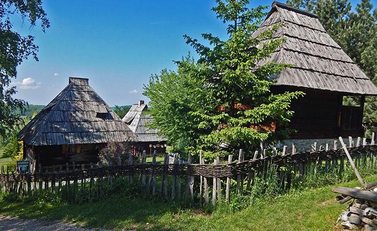 Muzej Staro selo u Sirogojnu