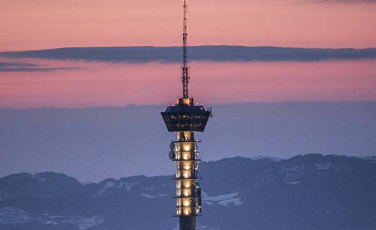 Tyholttårnet kula