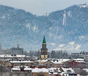 History of Ljubljana