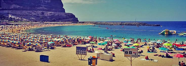 Amadores plaža