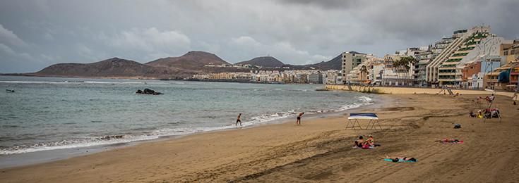 Las Canteras plaža