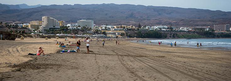 Maspalomas plaža