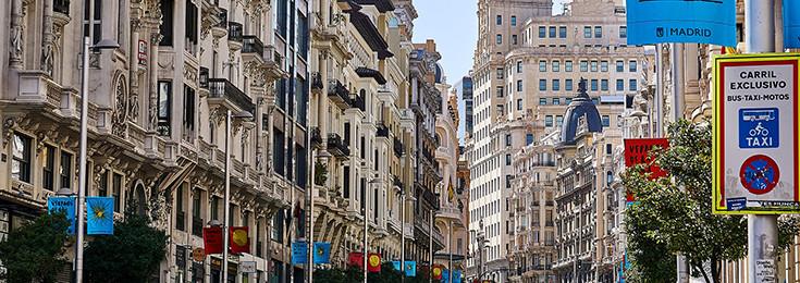 Ulica Gran Via