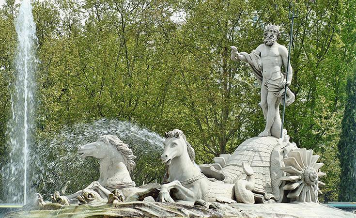Fontana Neptun
