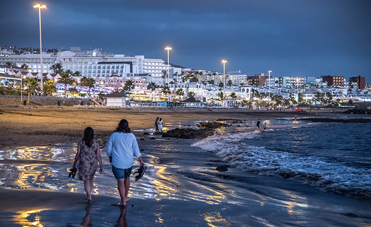 Fañabé plaža