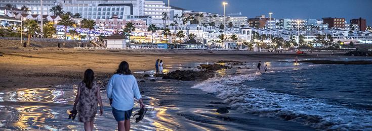 Fañabé Beach