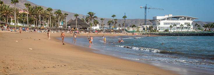 Las Amercias Beach