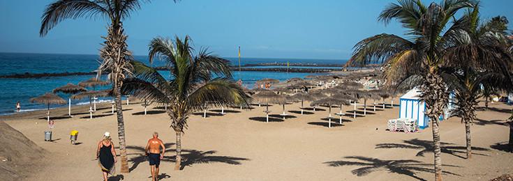 Najbolje plaže na Tenerifima