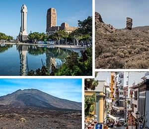 Sights in Tenerife