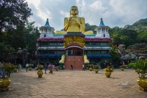 Zlatni hram u Dambulla-i