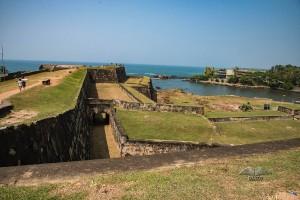 Galle tvrđava- holandska tvrđava