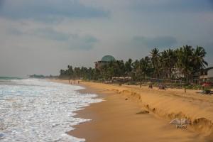 Hikkaduwa plaža